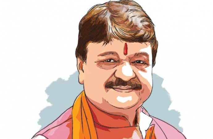 Kailash Vijayvargiya Wrote Upon Judicial Discrimination with Asaram Bapu