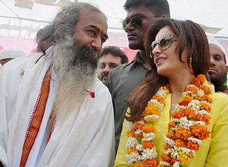 The politics of vested interest in Sadhu's robe