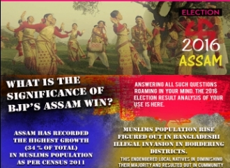 What is the significance of BJP's Assam win ?