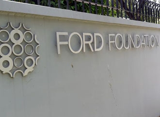 """Govt under US pressure backs to remove Ford Foundation from the """"Watch List"""""""