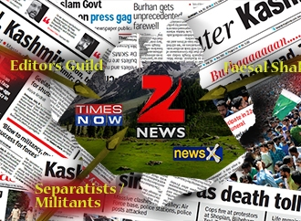 Chutzpah of Editors Guild, Scared Wisdom Of Kashmir's Hero And Azad Reporting