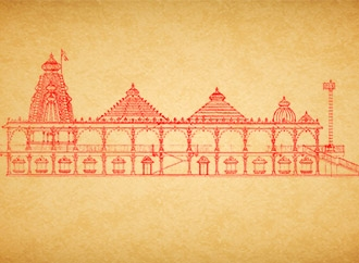 The Concealed Law Of 'Land': Polity Runs For Hindu Temples Treasure